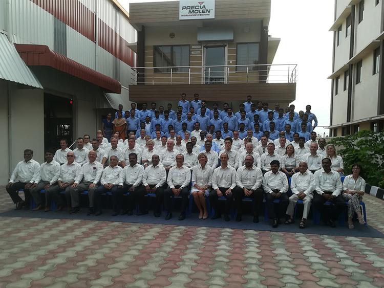 PRECIA MOLEN group meeting Chennai 2018