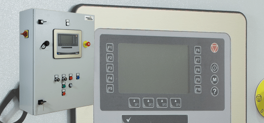 I 410 WBF power and regulation box for continuous dosing application
