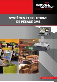 Systèmes et solutions de pesage GMS