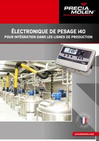 electronique de pesage i40
