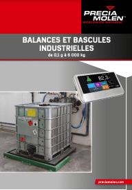 balances industrielles