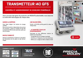 transmetteur i40 GFS