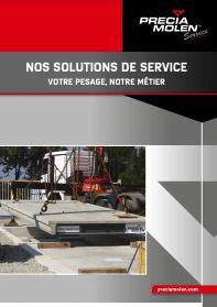 Nos solutions de service