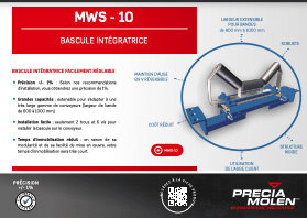 mws 10 bascule integratrice