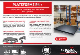 plateforme r4+