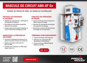 bascule de circuit ABS-XF Ex